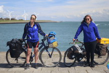 Biking Across Belgium in Pursuit of Fab Lab's Future