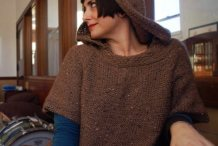 Flashback CRAFT Pattern: Lazy Weekend Sweater
