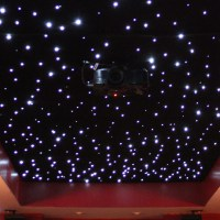DIY Fiber Optic Star Ceiling