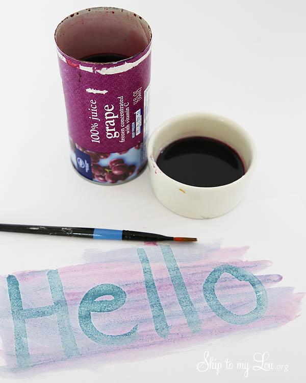 write secret messages with easy to make invisible ink make. Black Bedroom Furniture Sets. Home Design Ideas