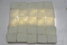 LED Matrix Dessert Tray