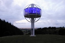 30-Foot-Tall Skysphere Is the Ultimate Man Cave
