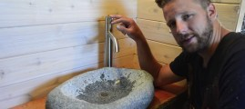 Carving a Stone Sink May Be Easier Than You Think