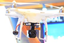 FLIR's New Vue Camera Gives Your Quadcopter Thermal Vision