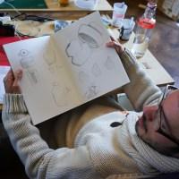 Faircap sketches - MICHAEL FLOYD