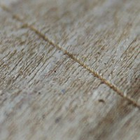 marked wood