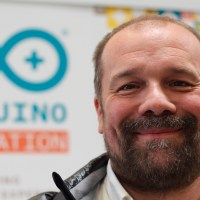 Massimo Banzi will be talking about Arduino Create on the Center Stage on Saturday.
