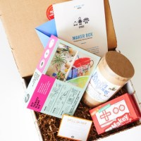 The first Maker Box. You can search for #MKR01 to see what others have said about it.