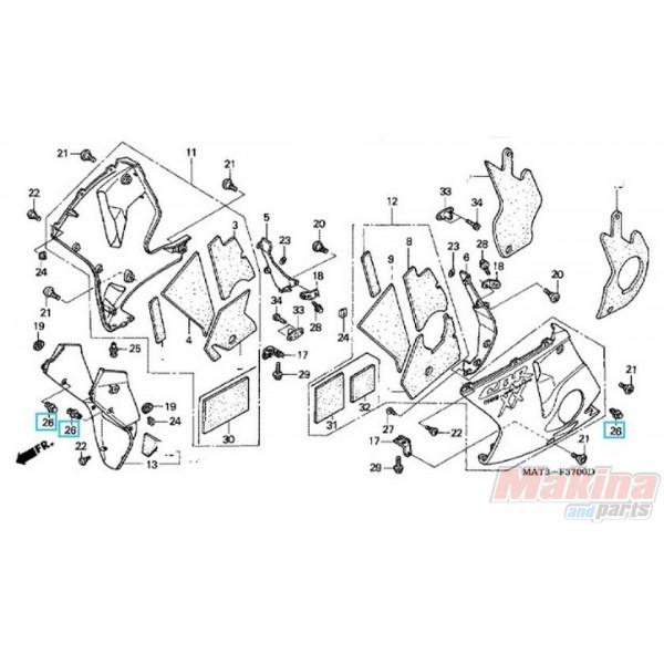 honda nt 400 wiring diagram