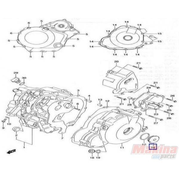 2004 Suzuki Hayabusa Fuse Box Wiring Diagram