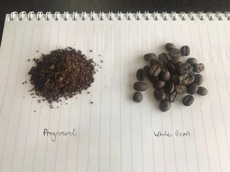 Preground Vs Grind Fresh What Should I Do? \u2013 making nice coffee