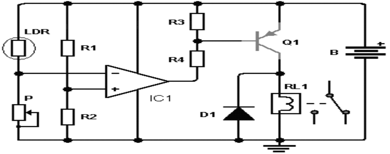 pwm solar charger circuit making easy circuits