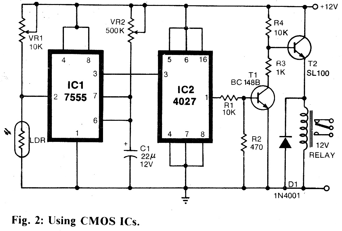 wireless remote control switch for light fan circuit diagram