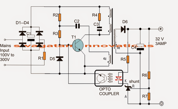 100 watt led driver wiring