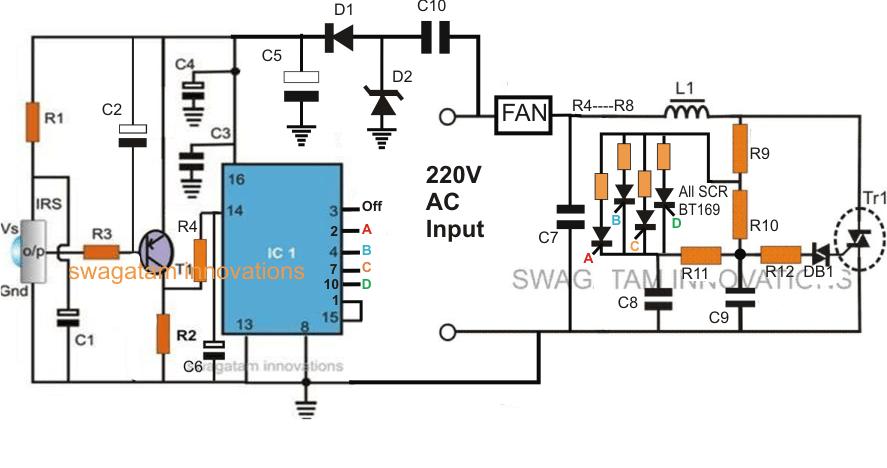 wiring diagram parts list