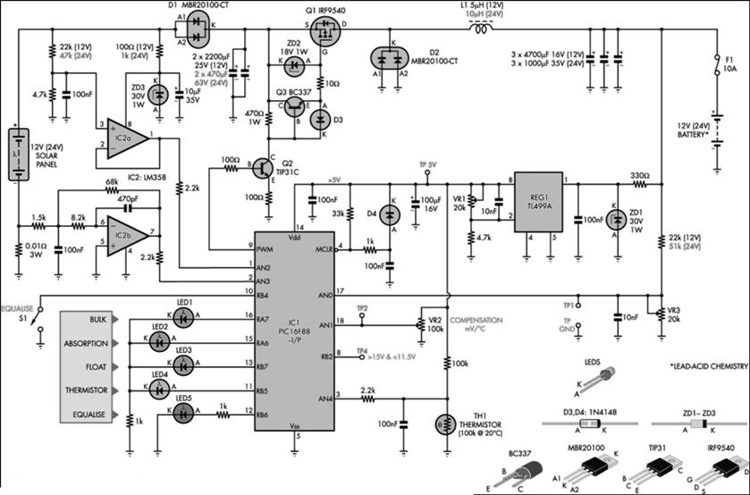 mppt controller circuit