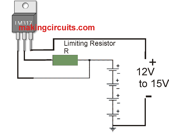 constant current battery charger