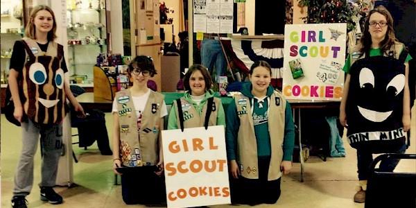 girl scout troop leaders