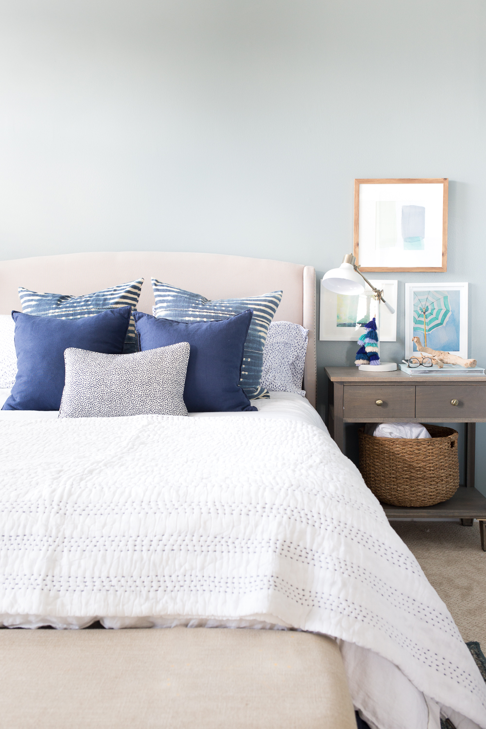 Benjamin Moore Bedroom Colors Paint Colors For A Whole Home Color Palette Calming Neutral