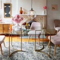 4 Turquoise Chandeliers for a Dining Room - Making it Lovely