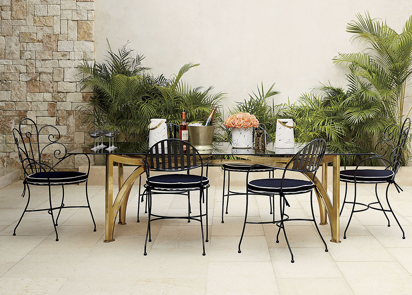 Outdoor Dining Let 39s Do Whimsical Outdoor Dining Making It Lovely