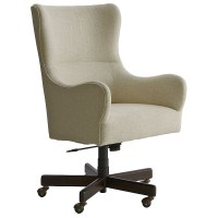 Liv Wingback Office Chair - Making it Lovely