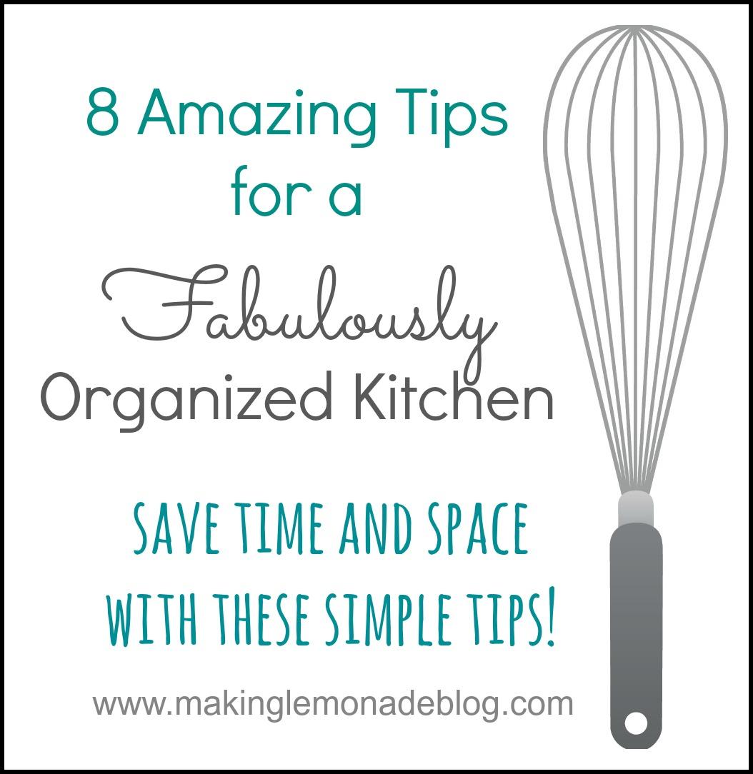 kitchen organization tips tricks love simple kitchen organization ready tackle clutter