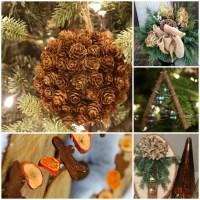 Natural Christmas Decor Ideas (aka Free Christmas ...