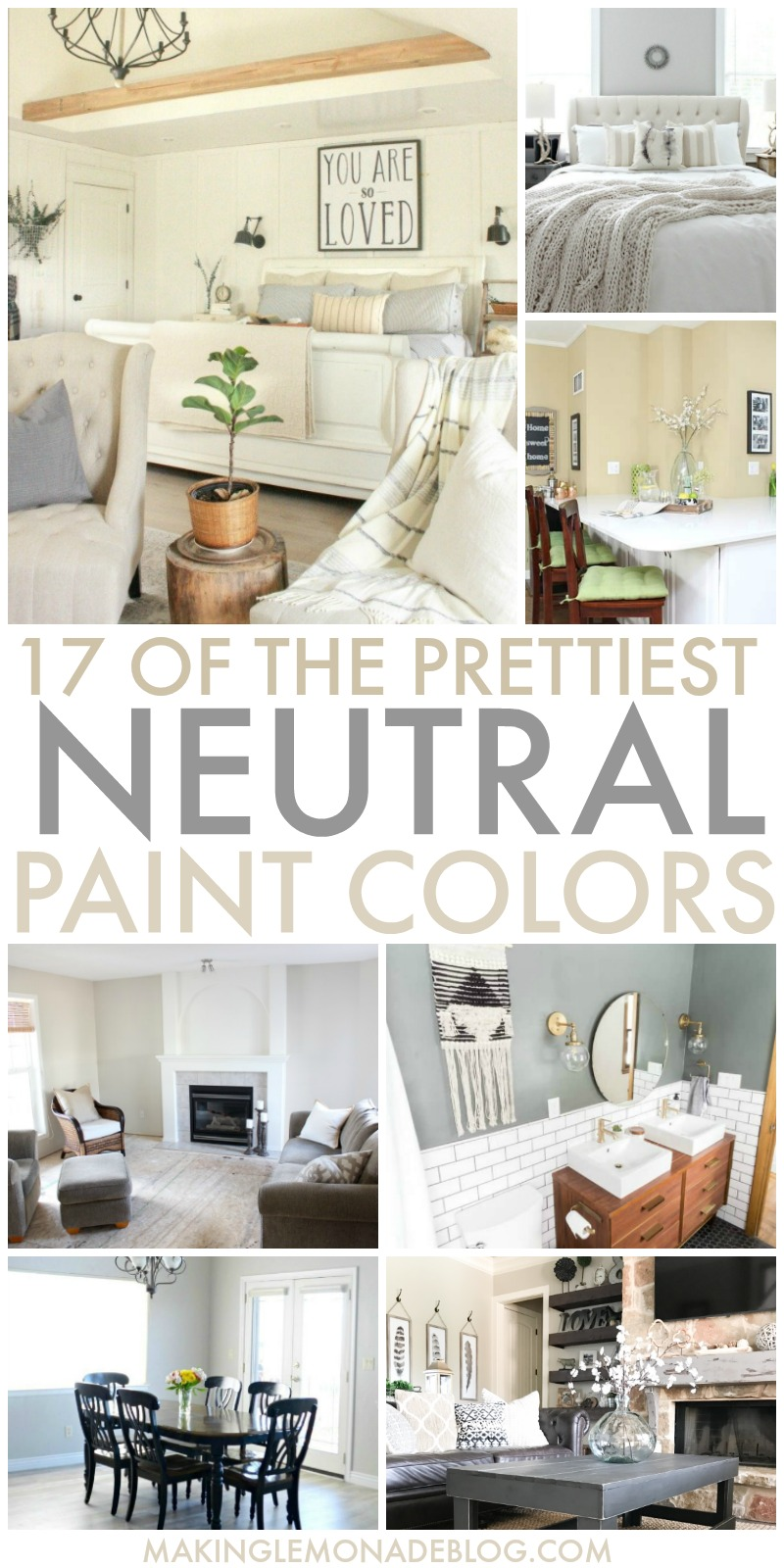 17 Of The Prettiest Neutral Paint Colors Making Lemonade