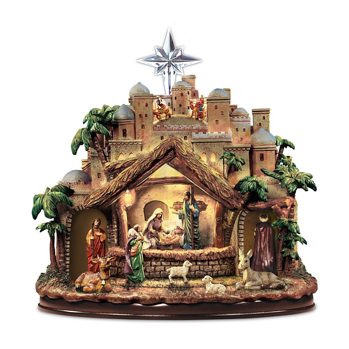Home Interior Nativity Set 5260 Ultimate List Of Nativity Sets For Christmas Making Life