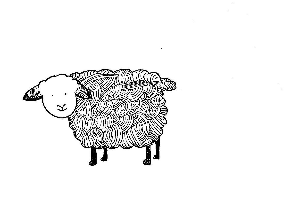 Cute Sheep Drawing Tumblr Cute Making Made