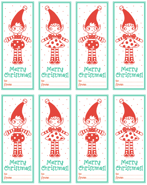 Free Christmas Printables and Gift Ideas - Making Memories With Your