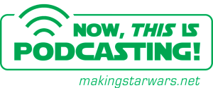 podcasting3green 300x125 1 18 14 Now, This Is Podcasting! Latino Review rumor breakdown, Kathleen Kennedy on spin off films and Ewan McGregor: no call for Episode VII yet.