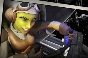 Sneak Peek of Star Wars Rebels on May 4th at ABC Event
