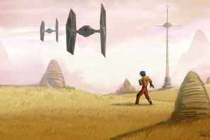 Star Wars Rebels: Ezra Short and Two New Teasers