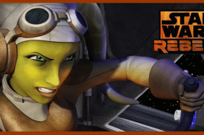 A Gushing Spoiler Free Review of Star Wars Rebels!
