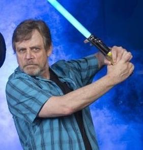 Luke's Beard