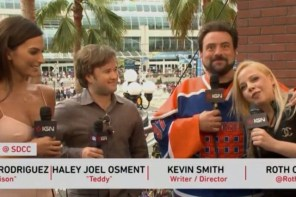 Kevin Smith talks about his Star Wars: Episode VII set visit with IGN