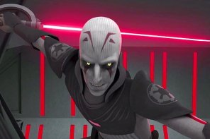New Star Wars Rebels Lighstaber Duel Clip