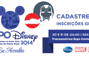 Star Wars Rebels at Expo Disney Brazil 2014