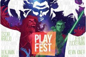 Kevin Kiner Photos and Video at PlayFest 2014