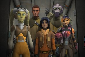 Star Wars Rebels: Celebration Anaheim Panel and Season 2 Premiere