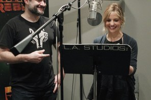 Sarah Michelle Gellar's Role in Star Wars Rebels Revealed