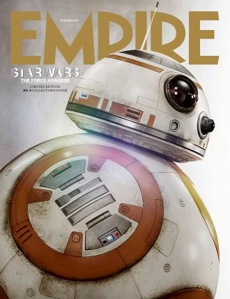 Empire BB-8 Cover