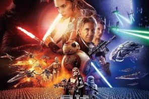 Star Wars: The Force Awakens Chinese Poster Revealed!