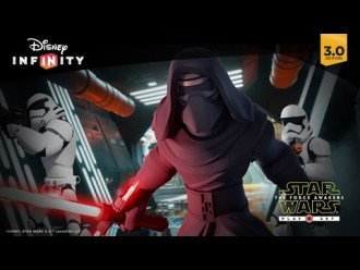 Disney Infinity 3.0 Star Wars: The Force Awakens Play Set Trailer Released