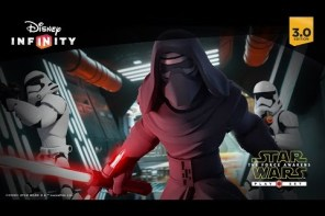 Star Wars: The Force Awakens has a plot description via Disney Infinity 3.0!