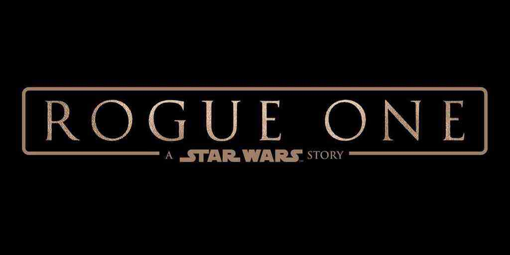 Rogue One: A Star Story and a tiny tidbit on weapons
