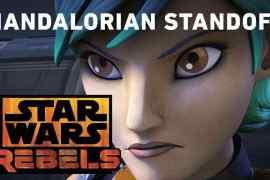 New Star Wars Rebels Season 2 Clip: Sabine Vs Mandalorian's