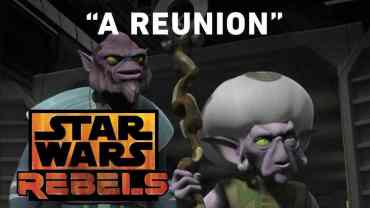 Star Wars Rebels Legends Of The Lasat Preview: A Reunion